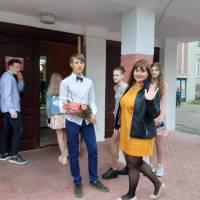 Акція «Привітай учителя». Ковчинський ЗЗСО І-ІІІст. ім.Л.Деполович