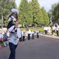 Свято Першого дзвоника. Ковчинський ЗЗСО І-ІІІст. ім.Л.Деполович