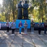 День визволення Чернігівщини. Орлівський ЗЗСО І-ІІІст