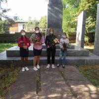 День визволення Чернігівщини. Вересоцький ЗЗСО І-ІІІст