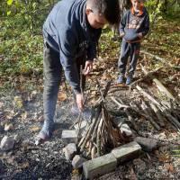 Екскурсія до осіннього лісу. Вересоцький ЗЗСО І-ІІІст.