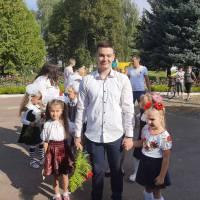 Свято Першого дзвоника Ковчинський ЗЗСО І-ІІІст. ім.Л.Деполович