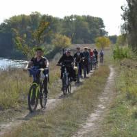 Велопохід до Десни з нагоди дня туризму. ЦПО