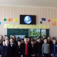 Година спілкування «Земля у нас єдина, як і Україна!!!»