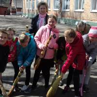 Акція «Зробимо Україну чистою». 2