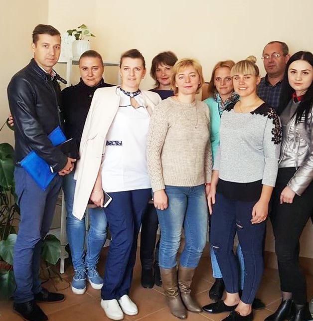 трудовий колектив комунальна установа «Сколівський інклюзивно-ресурсний центр»