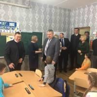 Візит до закладів освіти Городнянської об'єднаної територіальної громади