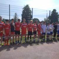 Відкрита Першість закладів загальної середньої освіти з міні-футболу