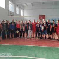Змагання з волейболу до Дня Захисника України