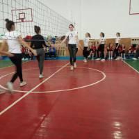 Учнівська спартакіада (дівчата )