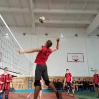 Волейбол (зональні змагання обласної спартакіади серед юнаків )
