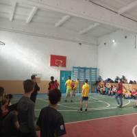 Учнівська спартакіада (баскетбол,стрітбол - (юнаки та дівчата)