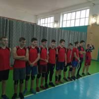 Обласні фінальні  змагання з волейболу (юнаки)