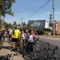 Велопробіг до Дня фізичної культури та спорту Випасне-смт. Затока