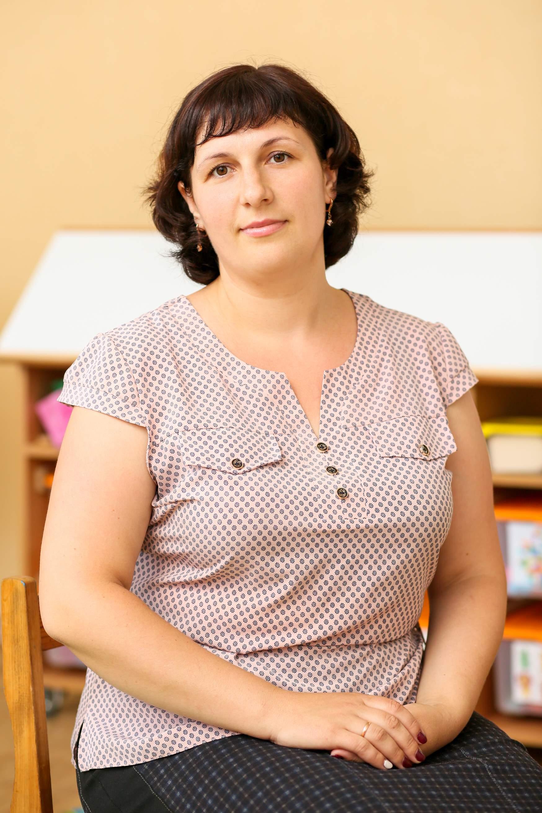 Практичний психолог Дзюбенко Ірина Володимирівна