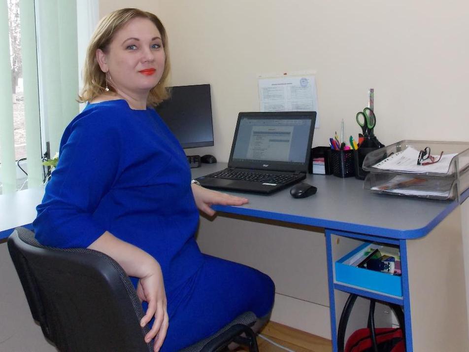Вчитель- логопед Турутя Тетяна Єфремівна