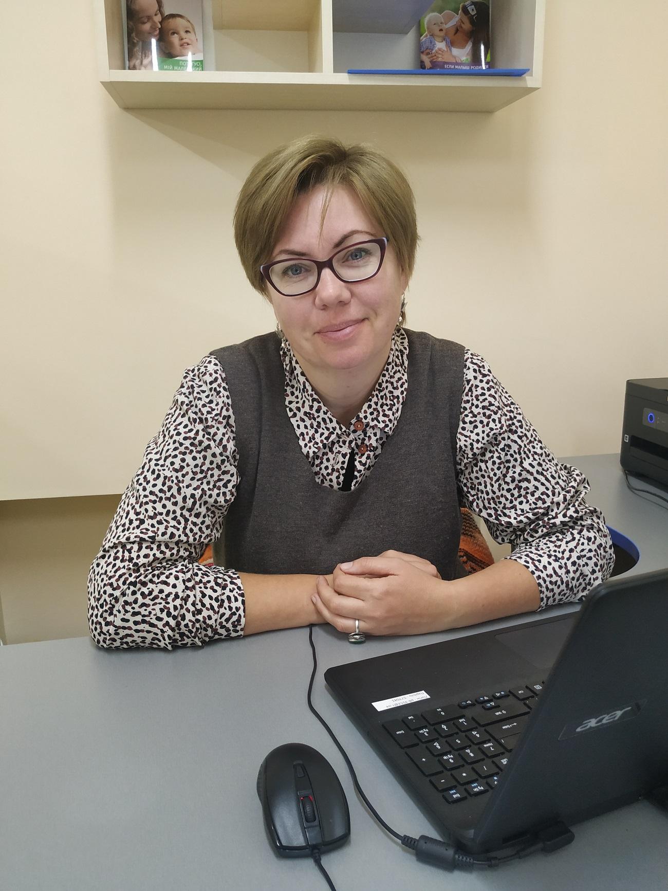 Танащук Наталія Василівна