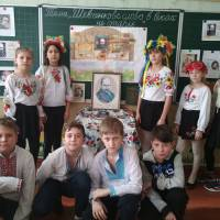 Шевченківський тиждень у Станичненському ліцеї (2)