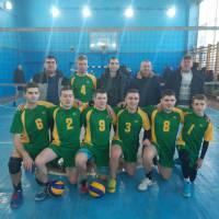 Волейбольна команда с. Григорівка