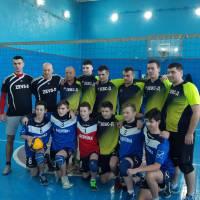 Волейбольна команда ЗЕВС-Д (КФК с. Андріївка)