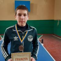 Ігор Василенко ( VODNІK, КФК с. Червона хвиля) - бронзовий призер