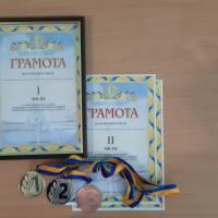Нагороди для учасників змагань