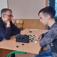 Наймолодший учасник змагань Максим Євдокимов