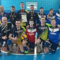 Команда ЗЕВС-Д - бронзовий призер чемпіонату з волейболу  2021 року