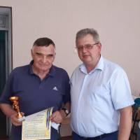 Микола Фоменко - 3 місце