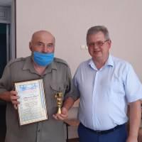 Михайло Аліпов - 1 місце