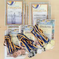 Нагороди чемпіонату з волейболу