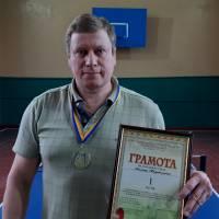 Микола Пироженко(КФК смт Великий Бурлук) - переможець