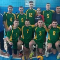 Команда ТОРНАДО - чемпіон з волейболу 2021 року