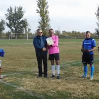 Кращий воротар турніру - Юрій Носач