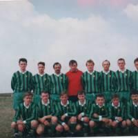 Легендарна футбольна команда -