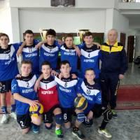 Тренер команди Шестопалов В.М.