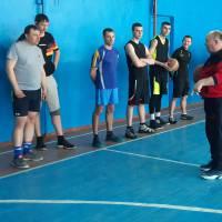 Учасники спортивних змагань з баскетболк 3х3