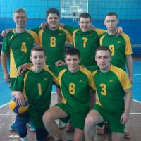 Волейбольна команда