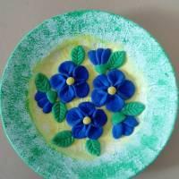 Весняні квіти_Рибка Ніка__10 років_Великобурлуцький ЦДЮТ_Великобурлуцька ОТГ