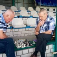 Корифей шахмат Великобурлуччини - Микола Матяш