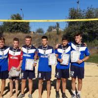Команди з волейболу пляжного КЗ Андріївський лійей