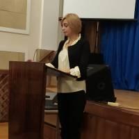 Спікер- Олена Харитонова