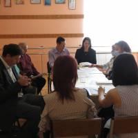 Перше засідання конкурсної комісії на заміщення вакантної посади керівника Бохоницької СЗШ І-ІІІ ст.