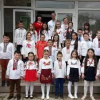 Шишлівський ОЗЗСО І-ІІІ ступенів Холмківської сільської ради