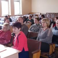 Колегія відділу освіти, молоді та спорту Віньковецької райдержадміністрації від 21 лютого 2019 року