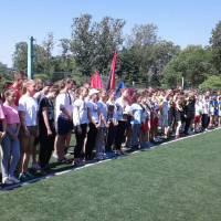 фестиваль школярів «Козацький гарт».