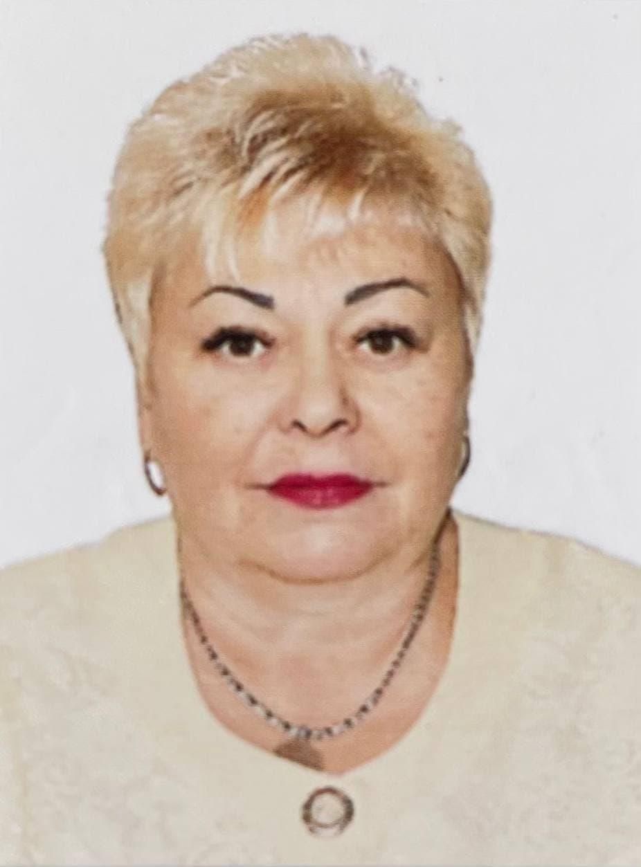 Наконечна Антоніна Леонідівна
