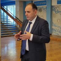 Голова Одеської районної ради Віталій БАРВІНЕНКО
