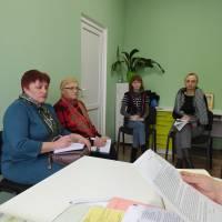Засідання аестаційної комісії 2020-2021 року