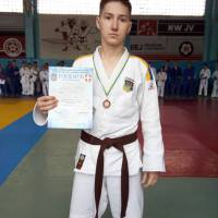 Чемпіонат Волинської області з дзюдо серед молодших кадетів